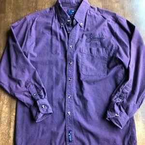 Silverado  Vineyards Button down shirt, Size Small